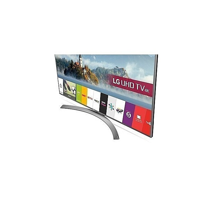 LG 55UJ634V – 55 – Smart UHD 4K LED TV – Black
