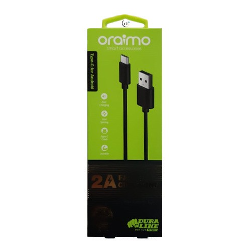 Oraimo 2A Fast Charging Type-C Cable (OCD-C21)