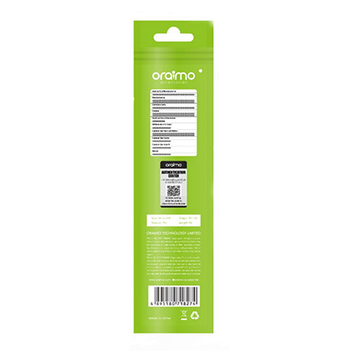 Oraimo Fast Charging Cable (Cable CD-52BR)