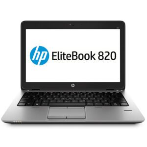 "HP Elitebook 820 G2 Laptop: 12.5"" inch - Intel Core i5 - 4GB RAM - 500GB Internal storage - Ex UK"