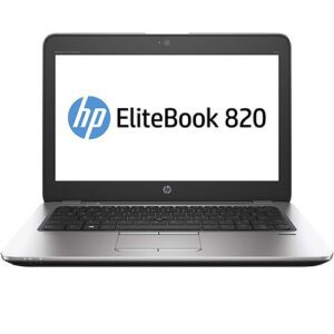 "HP EliteBook 820 G3 Laptop: 12.5"" inch - 2.3GHz Core i5 - 8GB RAM - 128GB SSD Internal Storage"