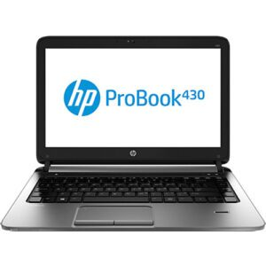 "HP ProBook 430 G1 Laptop: 13.3"" inch - Intel Core i5 - 4GB RAM - 320GB Internal Storage - PC"