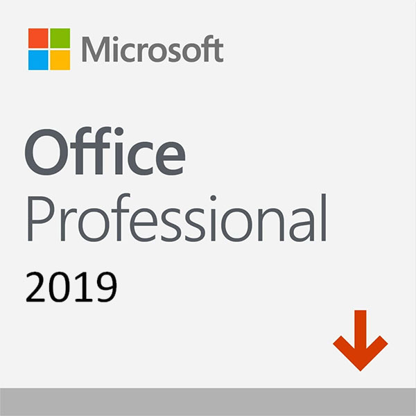 Microsoft Office 2019 Professional (1-User License, Download)