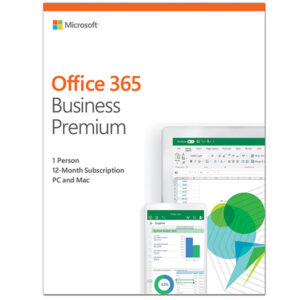 Microsoft Office 365 Business Premium (1-User License, Download)