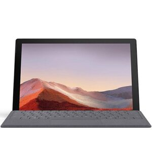 "Microsoft Surface Pro 7 Laptop: 12.3"" inch -Quad-Core Core i7 - 16GB RAM - 256GB SSD Internal Storage"