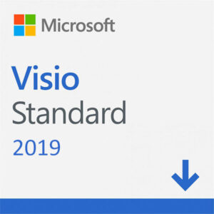 Microsoft Visio Standard 2019 (1-User License, Download)