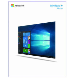 Microsoft Windows 10 Home (32/64-bit, 1-User License, Download)