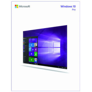 Microsoft Windows 10 Professional (32/64-bit, 1-User License, Download)