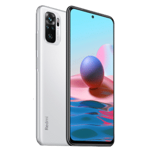 Redmi Note 10 phones at Mobile Hub Kenya
