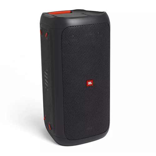 JBL PartyBox 100 Portable Bluetooth Speaker with dynamic light show
