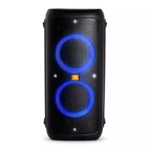 JBL PartyBox 300 Portable Bluetooth party speaker with light effects