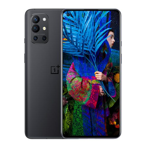 Oneplus 9R front and back display - carbon black- Best prices at Mobilehub Kenya