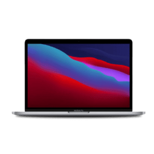 MacBook Pro M1 core i5 8GB + 256GB SSD ROM