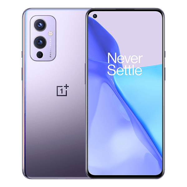Oneplus 9 front and back display -Winter Mist| Best prices at Mobilehub